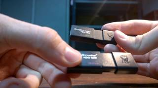 Pendrive Kingston DataTraveler 100 G3 Copia y Original - Como distinguirlos ?