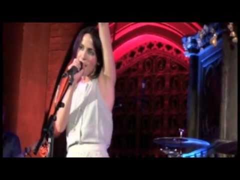 Andrea Corr - Runaway live at Union Chapel.