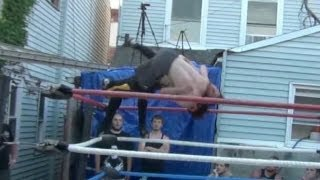Marky Lectric vs. Eric Douglas MV | BXW Made in the