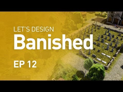 Let's Design Banished - The Great Famine (EP 12)