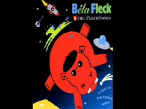 Béla Fleck And The Flecktones - Flying Saucer Dudes (HQ AUDIO)