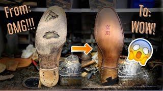 Church shoes.