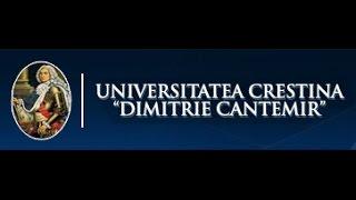 Imnul Universitatii Crestine Dimitrie Cantemir (Bucuresti)