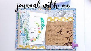 Junk Journal With Me #40 | 다이어…