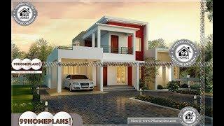 Indian House Design By 99HOMEPLANS COM [ Esp: M098 ]