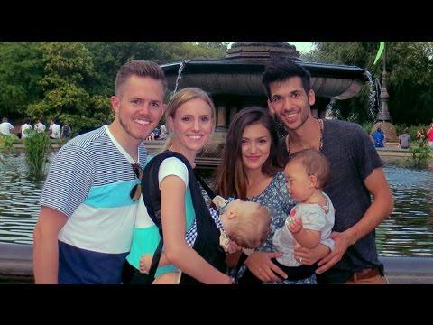 Sam Sondra Meet Ellie Jared Vlog 18 Youtube