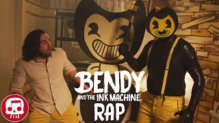 "BENDY AND THE INK MACHINE RAP by JT Music - ""Can't Be Erased"" (Live Action)"