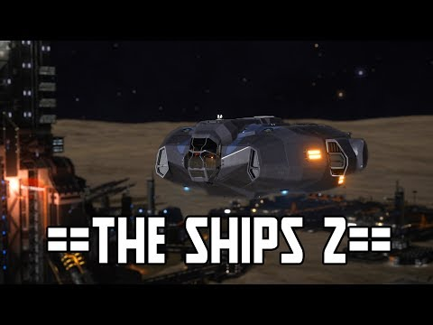 The ships 2 [Elite Dangerous]