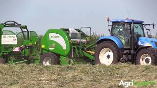 AgriLand: Seamus Duggan from Co. Laois explains his approach to baling and wrapping