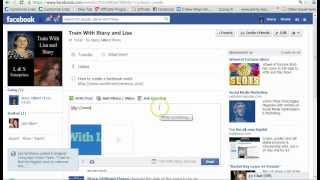 How To Create A Facebook Event