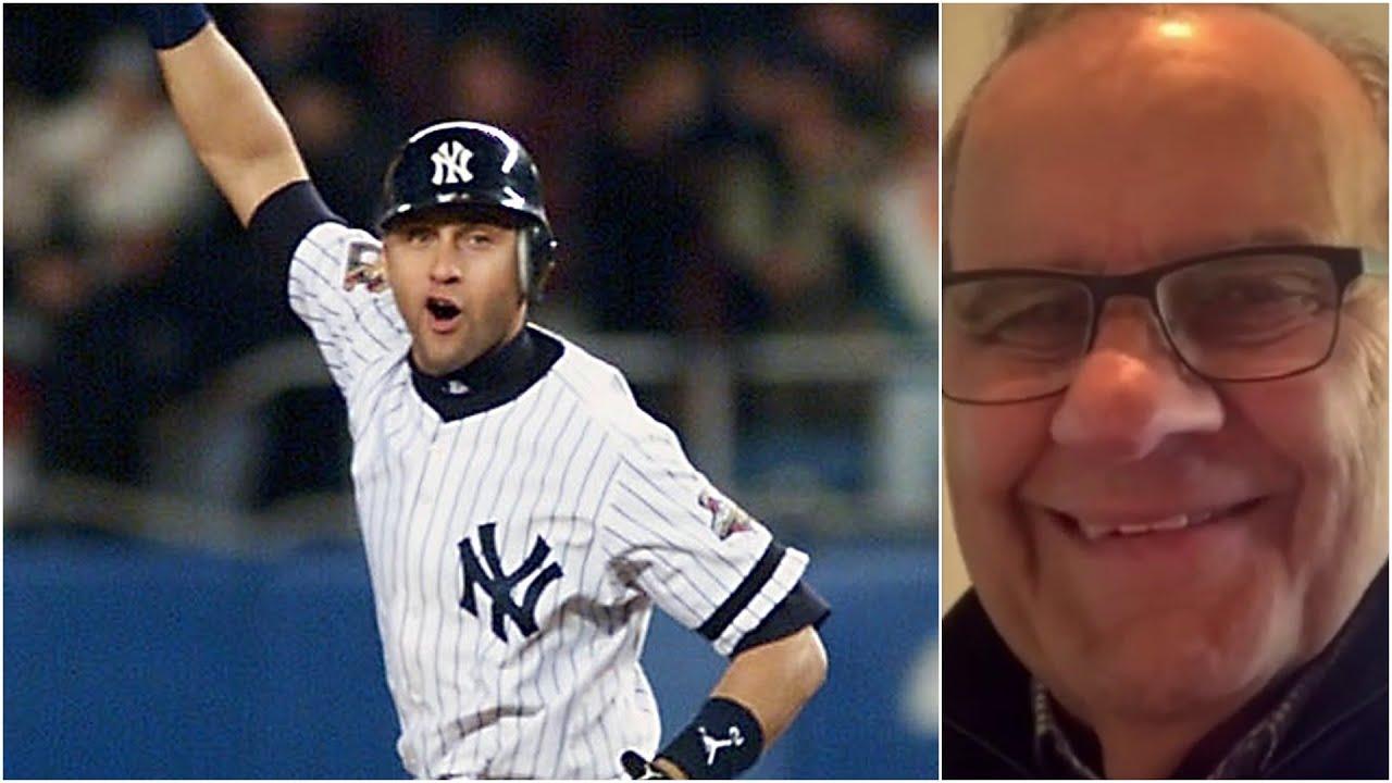 Joe Torre on Derek Jeter becoming Mr. November with a walk-off homer in the 2001 World Series | BBTN