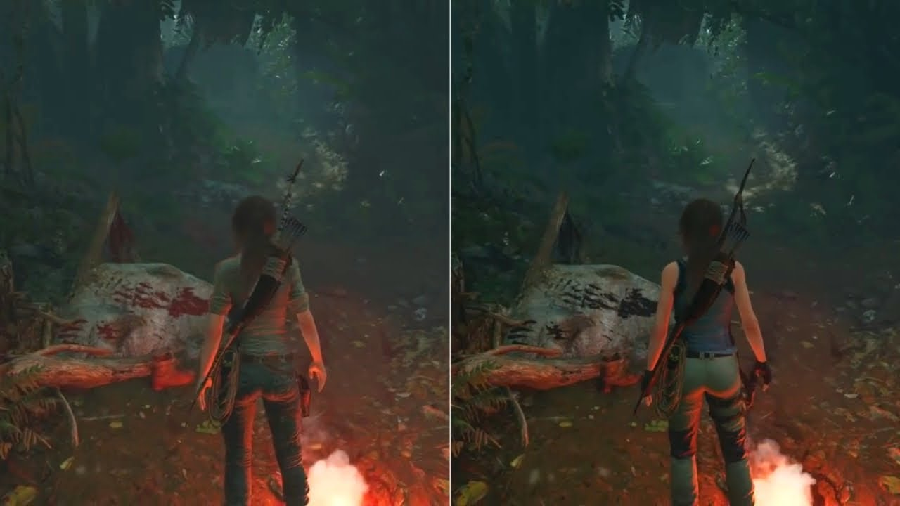 How Shadow Of The Tomb Raider Is Changed In Japan