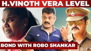 """Indharaja Shankar Cried To Me After Bigil.."" – Actor And Director Bose Venkat Interview"
