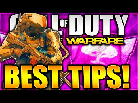 """HOW TO GET BETTER AT INFINITE WARFARE"" Infinite Warfare Tips & Tricks - GET BETTER AT COD IW!"