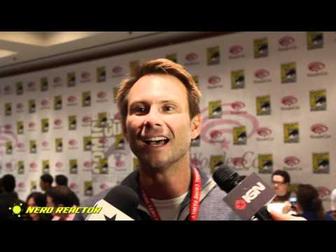 Breaking In  with Christian Slater, Odette Annable, Bret Harrison, and Alphonso McAuley