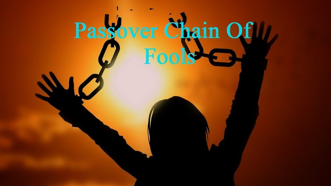 Passover Chain Of Fools Lyrics by Judy Tellerman