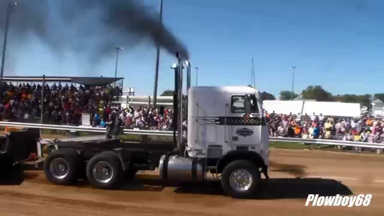 Clearfield iowa tractor pull