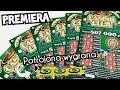 Zdrapki Lotto #441 Premiera! 6 zdrapek Casino Club🎲 Posypało żetonami 😍💪