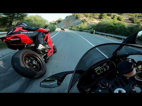 Yamaha R1 - Ducati Panigale - Aprilia Rsv4 - Hero 7 ND Filter