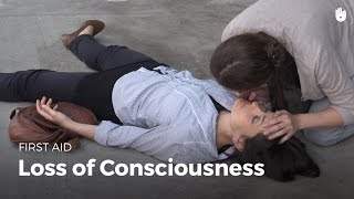 First aid: loss of consciousness | First Aid