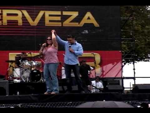 Marcela Luevanos Y Pancho Mercado Youtube