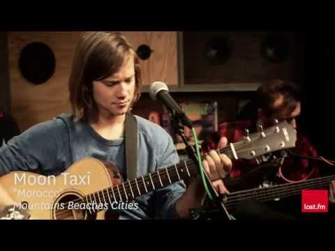 Moon Taxi - Morocco (Last.fm Sessions)