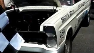 Back To The Bricks Mercury Cyclone B/FX  1965 RUNNING