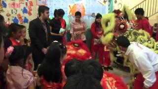 2013 Chinese New Year Celebrations at Royal Buckingham International School Jakarta