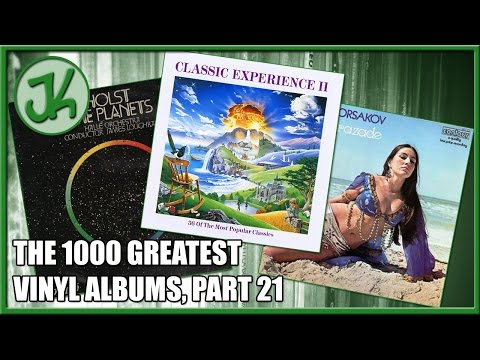 Classical Music - The 1000 Greatest Vinyl Albums part 21