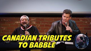Canadian Tributes to Babble