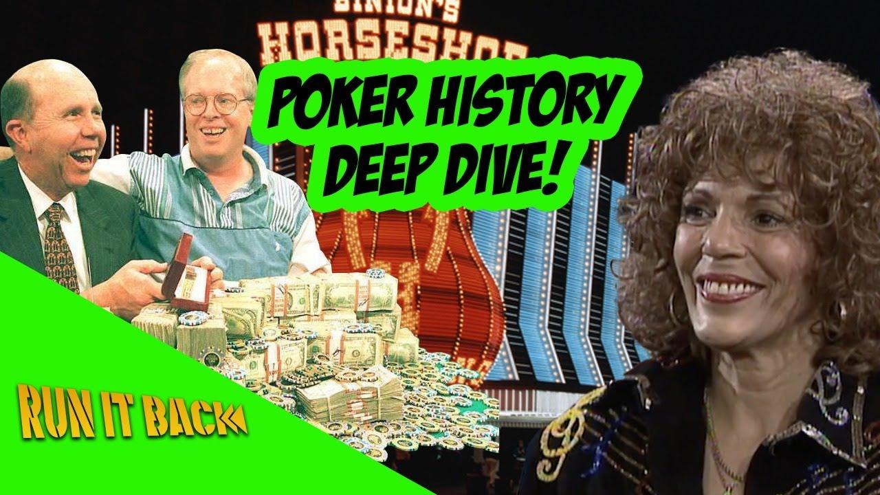 Run it Back   1995 World Series of Poker Main Event
