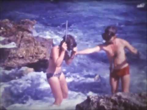 Do Bułgarii z namiotem ,cz.II -camping  Rusalka  ,film amatorski 8mm 1978