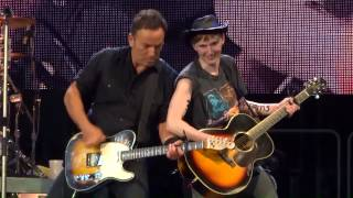 Bruce Springsteen - Hannover - Dancing in the dark