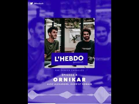 🎙🎧  Podcast Chez Ornikar - Épisode 4 - TheDamFr Hebdo 💙