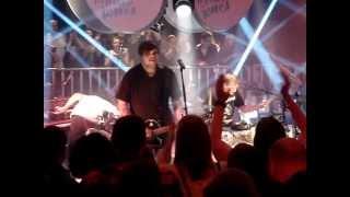 Jupiter Jones - Auf das Leben! - LIVE - Gloria Cologne - 27.12.2012 DiscograVier Tag 1