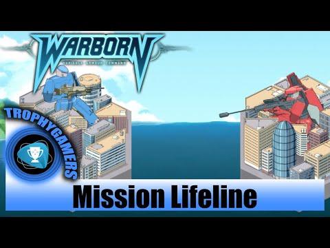 Warborn - Luelle Mission: Lifeline - Playthrough Part 2 |