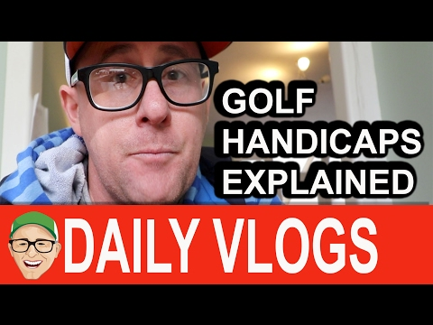 The Golf Handicap System UK, EXPLAINED TO KIDS