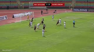 BFC Dynamo-SV Babelsberg,1.Spieltag 19/20