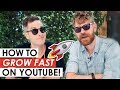 How to Grow Fast on YouTube and Come up New Video Ideas — Eric Bandholz Interview