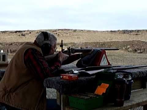 Dad's Quigley 45-120 First Shot