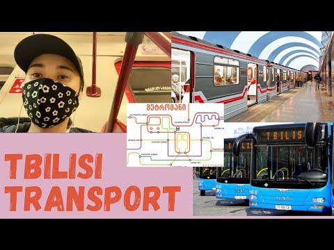 Tbilisi Public Transport 2021|Общественный транспорт в Тбилиси 2021