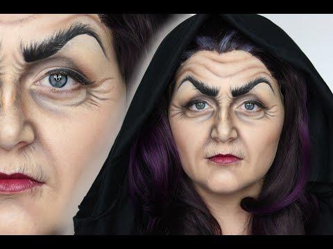 Disney Inspired Witch MakeUp For Halloween | Shonagh Scott | ShowMe MakeUp