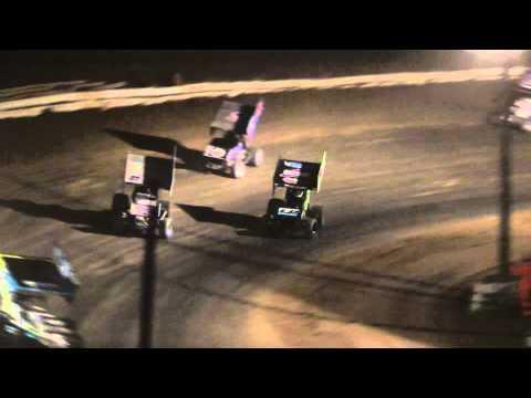 Path Valley Speedway PA Speedweek Highlights 6-28-15