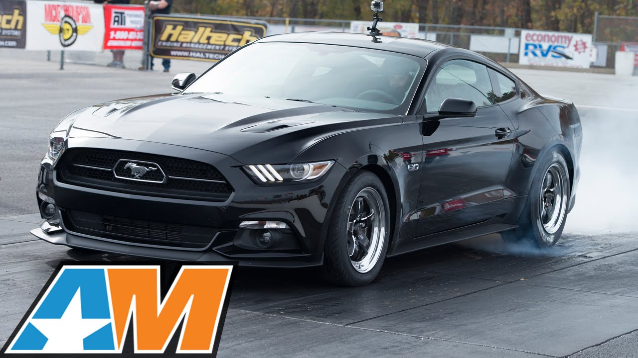 Bama S 2015 Mustang Gt Hits 10 6 All Motor Americanmuscle Com