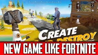 Top one best new game like Fortnite for android||most watch|| OMG??