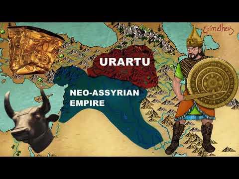 История Армении с древних времен.