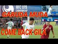 CRAZY COME BACK;TIMNAS U19 PASCA TERTINGGAL 6-1;INDONESIA U19-QATAR;AFC U19;SUGBK;HIGHLIGHT;KLASEMEN