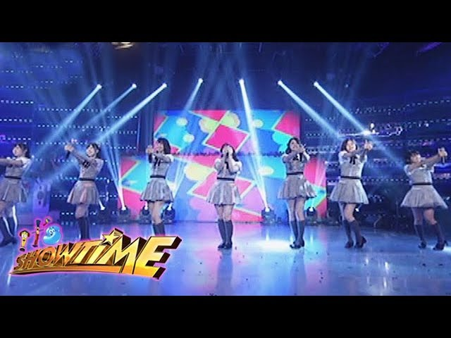 It's Showtime: AKB48's Team 8 visits the madlang people