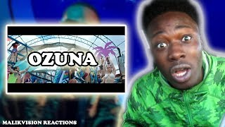 Ozuna Unica REACTION (Video Oficial) 🐻