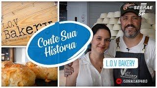 Para ser dono do próprio negócio, advogado produz pães de fermentação natural - Conte Sua História thumbnail